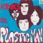 Coverafbeelding Kinks - Plastic Man