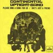 Details Continental Uptight Band - Please Sing A Song For Us