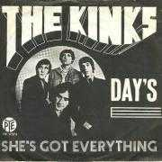 Details The Kinks - Day's