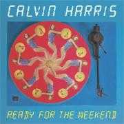 Coverafbeelding Calvin Harris - ready for the weekend