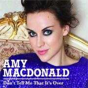 Coverafbeelding Amy Macdonald - Don't tell me that it's over