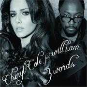 Details Cheryl Cole feat Will.I.Am - 3 Words