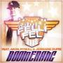 Details DJ Felli Fel feat. Akon, Pitbull & Jermaine Dupri - Boomerang