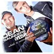Coverafbeelding Dean Saunders ft Yes-R - What a wonderful world