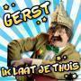 Coverafbeelding Gerst - Ik laat je thuis