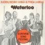 Coverafbeelding Björn, Benny Anna & Frida (ABBA) - Waterloo