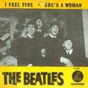 Coverafbeelding The Beatles - I Feel Fine