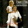 Coverafbeelding Tomas Ledin & Agnetha Fältskog - Never Again