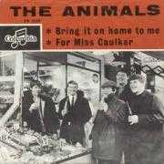 Details The Animals - Bring It On Home To Me