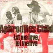 Coverafbeelding Aphrodite's Child - Marie Jolie