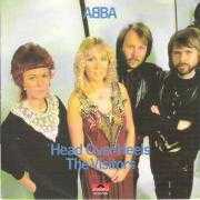 Coverafbeelding ABBA - Head Over Heels