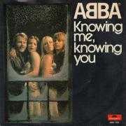 Coverafbeelding ABBA - Knowing Me, Knowing You