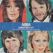 Details ABBA - Summer Night City