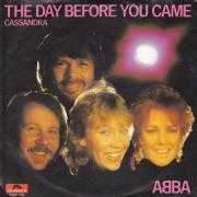 Coverafbeelding ABBA - The Day Before You Came
