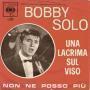 Details Bobby Solo - Una Lacrima Sul Viso