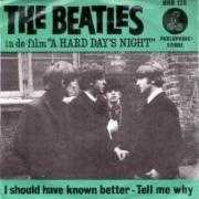 Details The Beatles - I Should Have Known Better