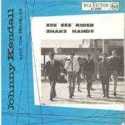 Coverafbeelding Johnny Kendall and The Heralds - See See Rider