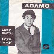 Details Adamo - She Was An Angel/ Another Love Affair