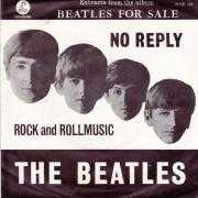 Coverafbeelding The Beatles - No Reply/ Rock And Rollmusic