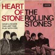 Details The Rolling Stones - Heart Of Stone [EP]