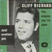 Details Cliff Richard - The Minute You're Gone