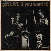 Details The Rolling Stones - Got Live If You Want It! [EP]