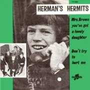 Coverafbeelding Herman's Hermits - Mrs. Brown You've Got A Lovely Daughter