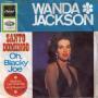 Coverafbeelding Wanda Jackson / Imca Marina / Ria Valk - Santo Domingo / Santo Domingo / Fernando, Alfredo En José (Santo Domingo)