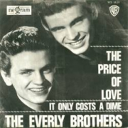 Coverafbeelding The Everly Brothers - The Price Of Love