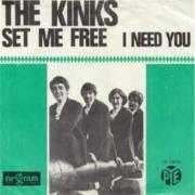 Details The Kinks - Set Me Free