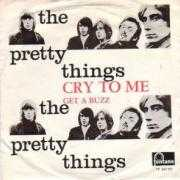 Details The Pretty Things - Cry To Me
