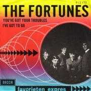 Coverafbeelding The Fortunes - You've Got Your Troubles ((1965)) / You've Got Your Troubles/ This Golden Ring ((1974))