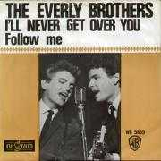 Coverafbeelding The Everly Brothers - I'll Never Get Over You