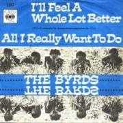Coverafbeelding The Byrds / Chér - All I Really Want To Do