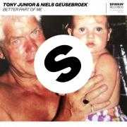 Coverafbeelding Tony Junior & Niels Geusebroek - Better part of me