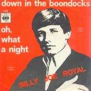 Details Billy Joe Royal - Down In The Boondocks