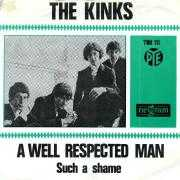 Details The Kinks - A Well Respected Man