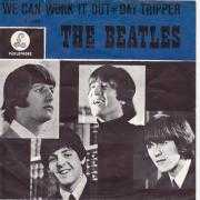 Coverafbeelding The Beatles - We Can Work It Out/ Day Tripper