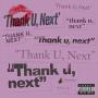 Coverafbeelding Ariana Grande - Thank U, Next