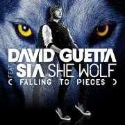 Coverafbeelding david guetta feat. sia - she wolf (falling to pieces)