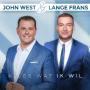 Details John West & Lange Frans - Alles wat ik wil