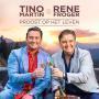 Coverafbeelding Tino Martin & Rene Froger - Proost Op Het Leven