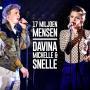 Coverafbeelding Davina Michelle & Snelle - 17 Miljoen Mensen