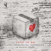 Coverafbeelding Lost Frequencies, Zonderling & Kelvin Jones - Love To Go