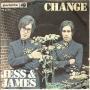 Coverafbeelding Jess & James - Change