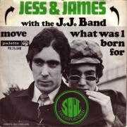 Coverafbeelding Jess & James with The J.J. Band - Move