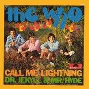 Coverafbeelding The Who - Call Me Lightning