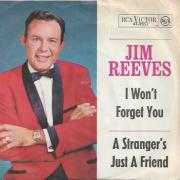 Details Jim Reeves - I Won't Forget You