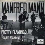 Details Manfred Mann - Pretty Flamingo
