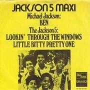 Coverafbeelding Michael Jackson - Ben [Jackson 5 Maxi]